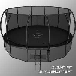Батут Clear Fit SpaceHop 16 ft